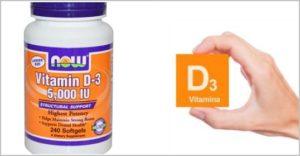 Как взрослым правильно принимать витамин Д3