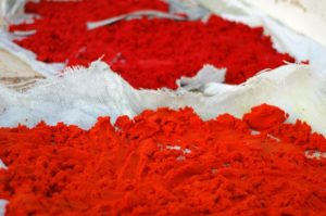Краситель Е129 красный очаровательный