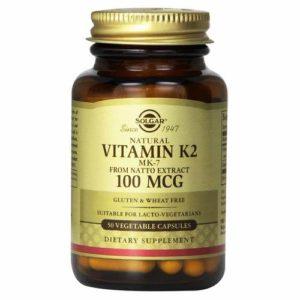 В чем содержится витамин К2, и для чего он нужен организму