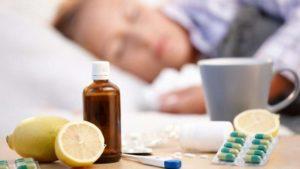 Антибиотики при гриппе у взрослых и детей