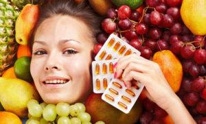 Какие витамины лучше пить женщинам и мужчинам зимой