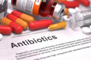 Когда начинает действовать антибиотик после приема