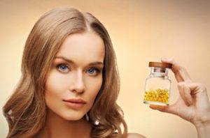 Как правильно использовать витамин Е для лица
