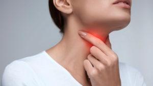 Список антибиотиков для горла и верхних дыхательных путей
