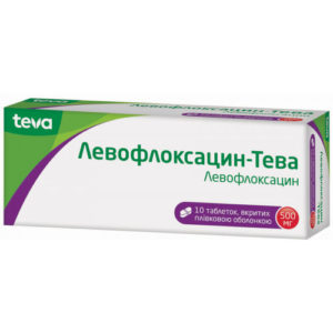 Является ли Левофлоксацин антибиотиком или нет и какой группы