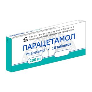 Является ли Парацетамол антибиотиком или нет