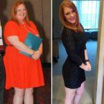 До и после курса Кетоформ