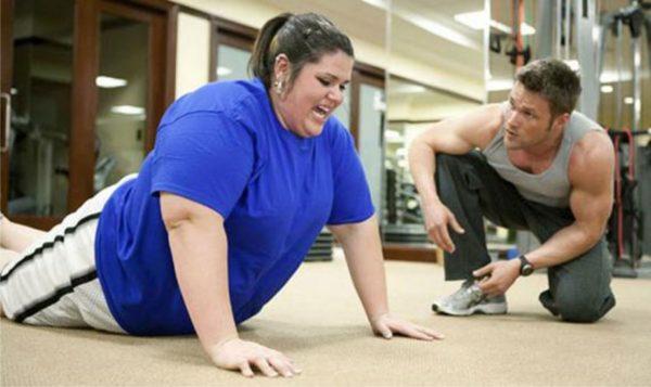 как похудеть толстой